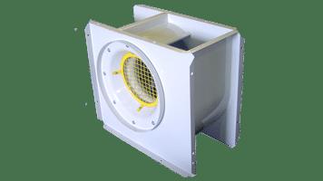 Ventilador Centrífugo de Caracol Cuadrado
